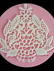 Lace Fondant Mold Cake Decoration Mold