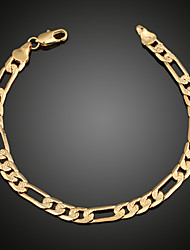 FX Exquisite Necklace 18K Real Gold/Platinum Plated Fashion Jewelry  Pendant Copper Bracelet