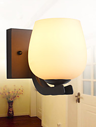New Arrival Vintage Loft  American Style Retro Glass Wall Lamp Bedroom   Wall Light Fixture Lamp