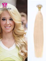 """mini-nano perles extensions de cheveux 20 """"100pcs nano anneaux extensions de cheveux humains cheveux européens russe 100% humaine"""