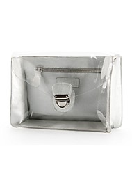PU/PVC Casual/School Cross-Body bags with Metal (More Colors)