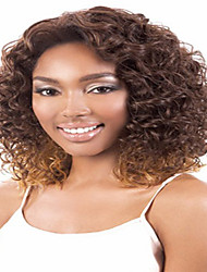 European And American Women Fashion Caps Short Curl Hair