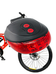 Luces para bicicleta , Tail Lights / Luces para bicicleta - 7 Modo # Lumens A Prueba de Agua / Fácil de llevar AAA x Battery Excluded