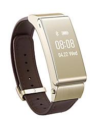 pulsera pulsera inteligente llevable huawei b2, Bluetooth3.0 / IP57 / actividad de seguimiento / rastreador de sueño para Android / iOS