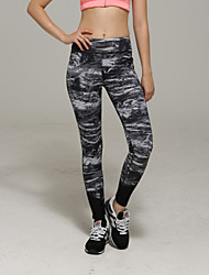 Mujer Carrera Medias / Pantalones Yoga / Fitness Secado rápido Otros Ropa deportiva