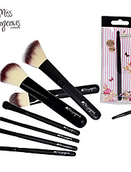Makeup Concealer Brush Foundation Powder Puff Lips Brush Angle Eye Blush Small Eye Shadow Brush