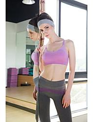 Tank Tops ( Negro ) - Secado rápido - de Yoga / Fitness - de Sin Mangas - para Mujer
