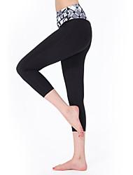 Yokaland High Waist Body Shaping Yoga Crops