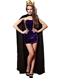 Halloween / Christmas / Carnival Female Movie & TV Theme Costumes Costumes Top / Skirt / Cloak / Headwear