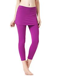 Denlus® Yoga Pants/Yoga Leggings/Yoga Tights Shape Wear/Wicking/Compression/Lightweight Stretchy Sports Wear Yoga/Pilates/ Fitness Lady/Women