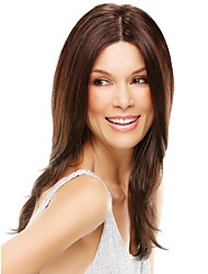 Lady Long Lovely  Hair Synthetic Wigs For European And American