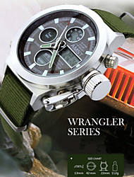 Men's Luxury Brand Casual LED Watches Military Watch Quartz Watch