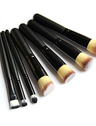 12 Makeup Brushes Set Nylon Others