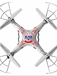 Drone 2.4GHz X5C-1 6-Axis Gyro RC Quadcopter Aircraft Drone with 2MP Camera 4G Memory