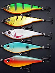 M&X Harte Fischköder / Schwimmköder / kleiner Fisch / VIB 50 g 1 pcs 127Seefischerei / Köderwerfen / Fischen im Süßwasser / Spinnfischen
