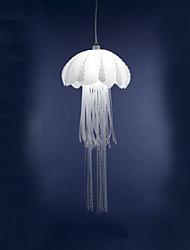 Lampe suspendue - Contemporain - avec Ampoule incluse - PVC