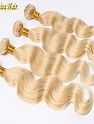 3 Pcs/Lot 8A Brazilian Virgin Hair Weave Body Wave Hair Extension Bundles Human Virgin Hair Free Shipping Hair Products
