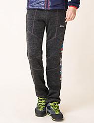 DEEKO Men's Keep-warm And Wind-proof Fleece Pants D4019M