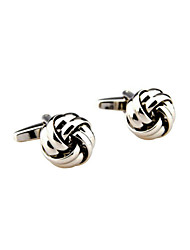 The classic twist cufflinks