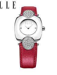 Ladies Watch Authentic Fashion Quartz Watch Belt Waterproof Watch