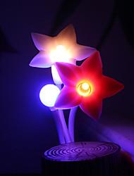 творческий свет управлением пятиугольник провести свай дискусов абс привело свет ночника переменного тока 220В / 50Гц 0,2 Вт