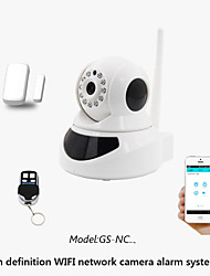 Wifi Network H.264 Wireless  IP Camera Support IOS/Android GS-NC