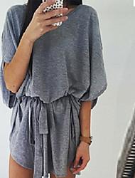 Women's Loose dress(chiffon)