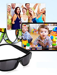 Polarized Sunglasses 32GB HD 720P 5MP Mini Camera Digital Video Recorder DV Eyewear Camcorder