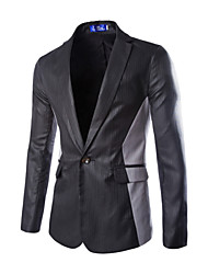 Men's One Buttons  Blazer