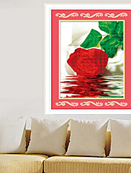 DIY KIT Diamond Cross Stitch , Floral 60*81