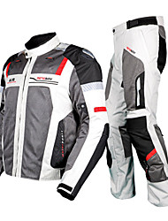 New Arrival, Motoboy Motorcycle Mesh Suit Ventilation and Protective Jacket and Pant Set Summer Set