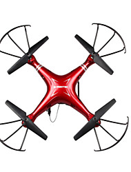 Drone RC X6SW 4CH 6 Eixos 2.4G Com Câmera Quadcóptero RC FPV / Acesso à Gravação em Tempo Real / Com CâmeraQuadcóptero RC / Controle