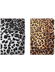 7.9 Inch Leopard Print Pattern High Quality PU Leather Case for iPad Mini 4