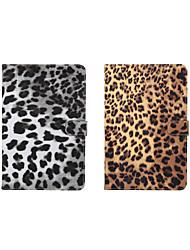 7,9-дюймовый леопардовый рисунок высокого качества PU кожаный чехол для Ipad Mini 4
