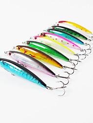 """1 pcs Angelköder kleiner Fisch Verschiedene Farben 13.5g g/1/2 Unze mm/4-1/3"""" Zoll,Kunststoff Spinnfischen"""