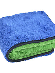 Sinland 720gsm Thick Plush Microfiber Car Cleaning Buffing Super Absorbent Drying Auto Datailing Towel 16x16 Inch