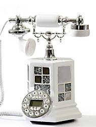 la nouveauté la mode décoration cadeau de la maison de réponse automatique téléphone antique