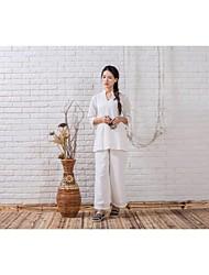 Yoga Sets de Prendas/Trajes Pantalones + Tops Antiestático Inelástica Ropa deportiva Mujer - Otros Yoga / Pilates