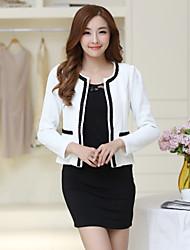 Women's Short Sleeve Regular Blazer