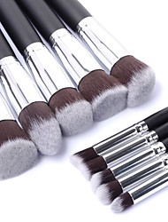 New Makeup Brush Set Cosmetic Foundation Blending Pencil Brushes Kabuki