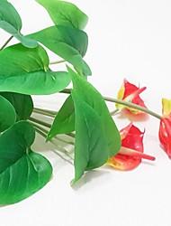 Gel de Sílice Lirios Flores Artificiales