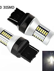 7440 7443 4014 30smd привело 5w 550Lm свет автомобиля выделенный лампочки