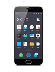 "MEIZU 2 5.0 "" Android 5.1 Smartphone 4G (Dual SIM Quad Core 13 MP 2GB + 16 GB Gris / Blanco)"