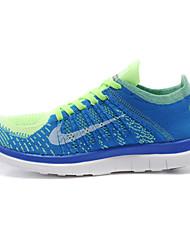 Zapatos Running Materiales Personalizados Azul Hombre / Mujer