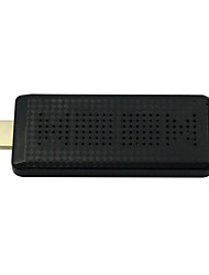 Android 4.4 tv boîte dongle Quad Coré 8g mini pc Kodi / xbmc H.265 wifi