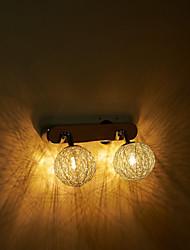 LED / Stile Mini / Lampadina inclusa Lampade a candela da parete,Moderno/contemporaneo G4 / G9 Metallo