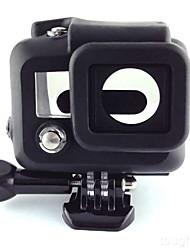 Accessoires für GoPro,Smooth Frame Schutzhülle Praktisch, Für-Action Kamera,Gopro Hero 3 Silikon