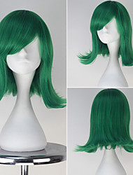 Cosplay Wigs Fairytale Movie Cosplay Green Solid Wig Halloween / Christmas / New Year Female