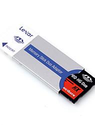 8gb Memory Stick PRO-HG carte mémoire duo avec adaptateur