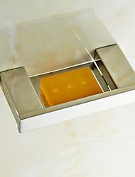 "Seifenschale Edelstahl Wandmontage 190 x 90 x 30mm (7.48 x 3.54 x 1.18"") Edelstahl Modern"